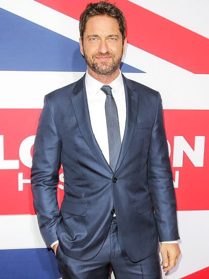 Gerard Butler's Valentine's Day Gift Had an Accidentally Deadly Double Meaning