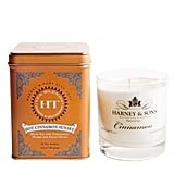 Harney & Sons Hot Cinnamon Tea and Candle