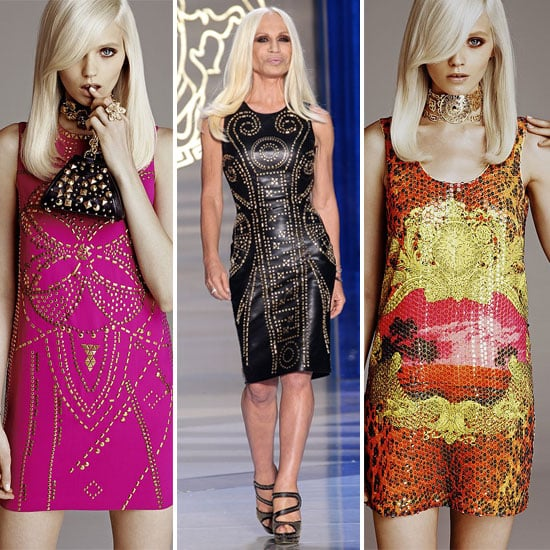 Donatella Versace Dishes on Celebrities She Wants to Dress, Why She Initially Turned Down H&M, and More