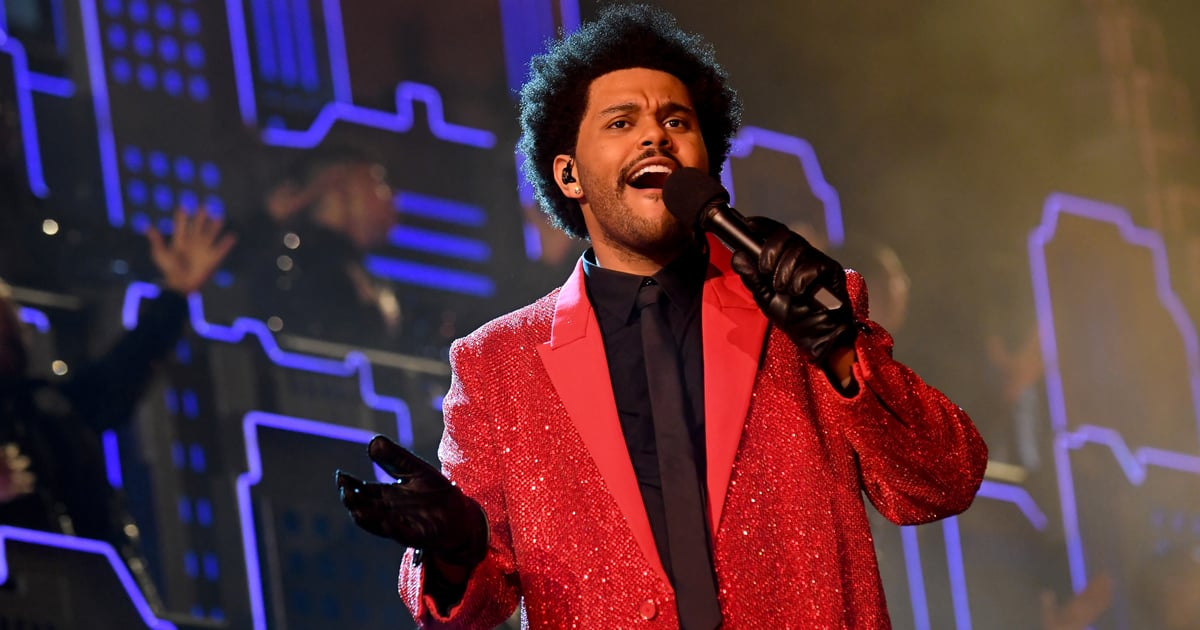 What Makes The Weeknd's Halftime Suit Different Than All the Red Suits He's Worn Before.jpg