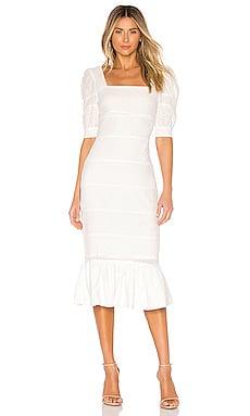 NBD Tori Midi Dress