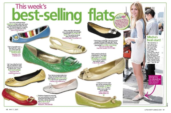 Flat Out The Chicest Flats Out There