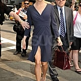 Photos of Renee Zellweger in NYC