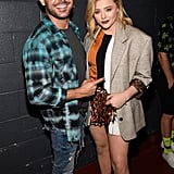 Zac Efron and Chloë Grace Moretz