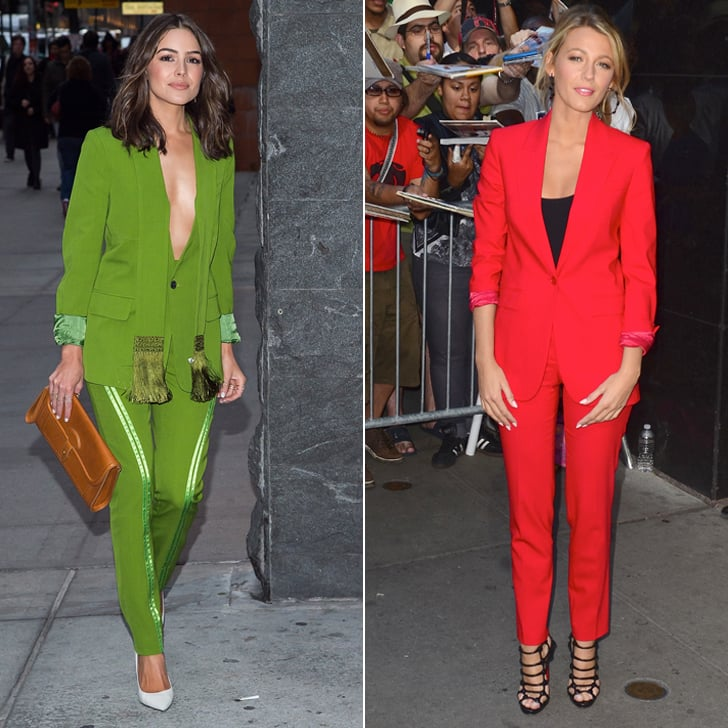 When It Comes to Wearing Suits, the 2 Are on Board With the Look
