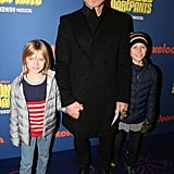 Liev Schreiber Talking About His Kids on Ellen January 2019