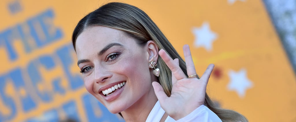 See Margot Robbie's Red Hair Color For Babylon Film
