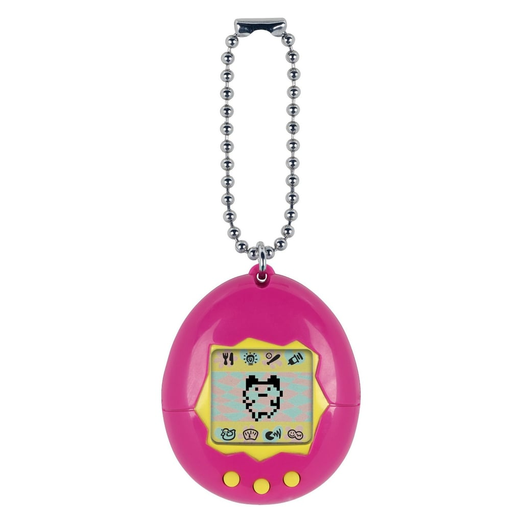 Pink and Yellow Original Tamagotchi