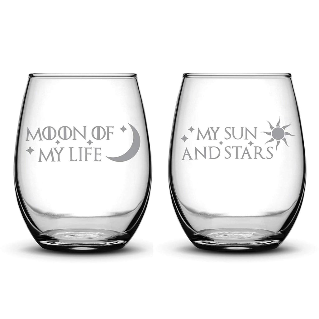 Premium Game of Thrones Wine Glasses