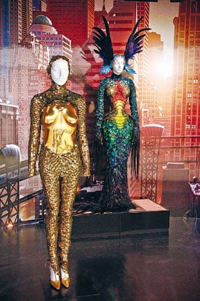 Fashion News Fast With Images from Superheros: Fashion and Fantasy at the Costume Institute