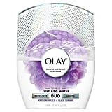 Olay Duo Soothing Orchid & Black Currant Body Cleansing Buffer