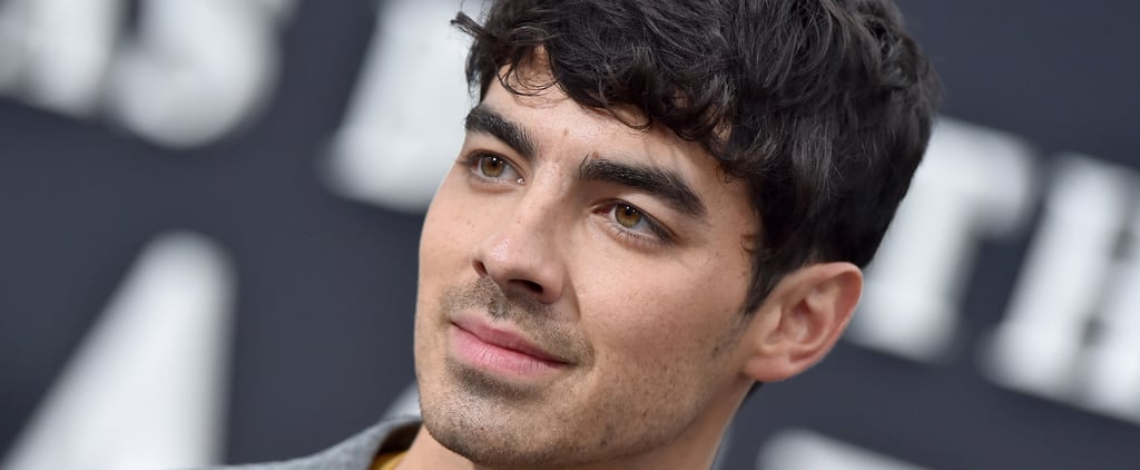 Joe Jonas Bleached His Hair Blond and Got a Buzz Cut