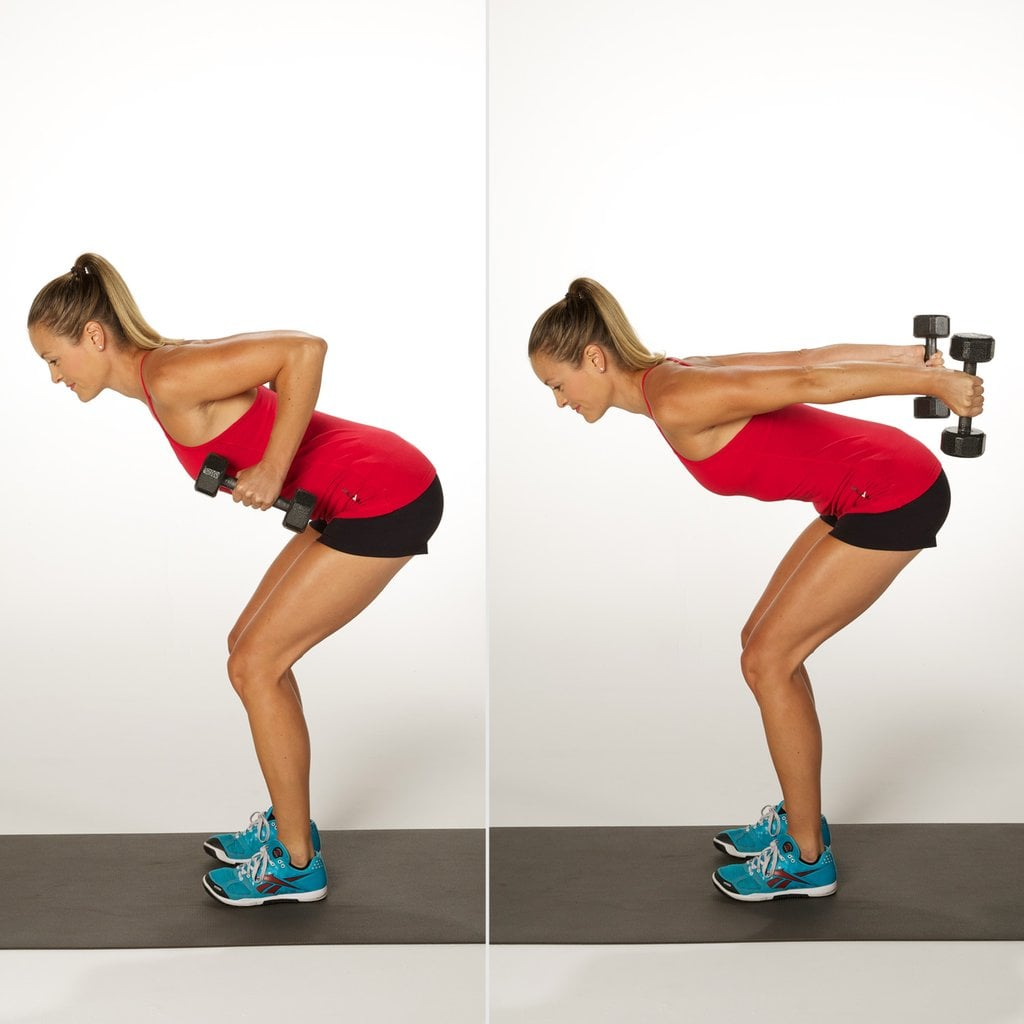 At-Home Arm Exercises | POPSUGAR Fitness
