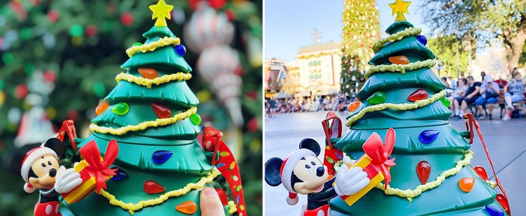 Disneyland's Christmas Tree Popcorn Buckets Are Going Fast