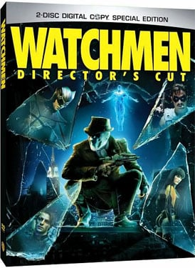New on DVD, Watchmen, Coraline, Pushing Daisies