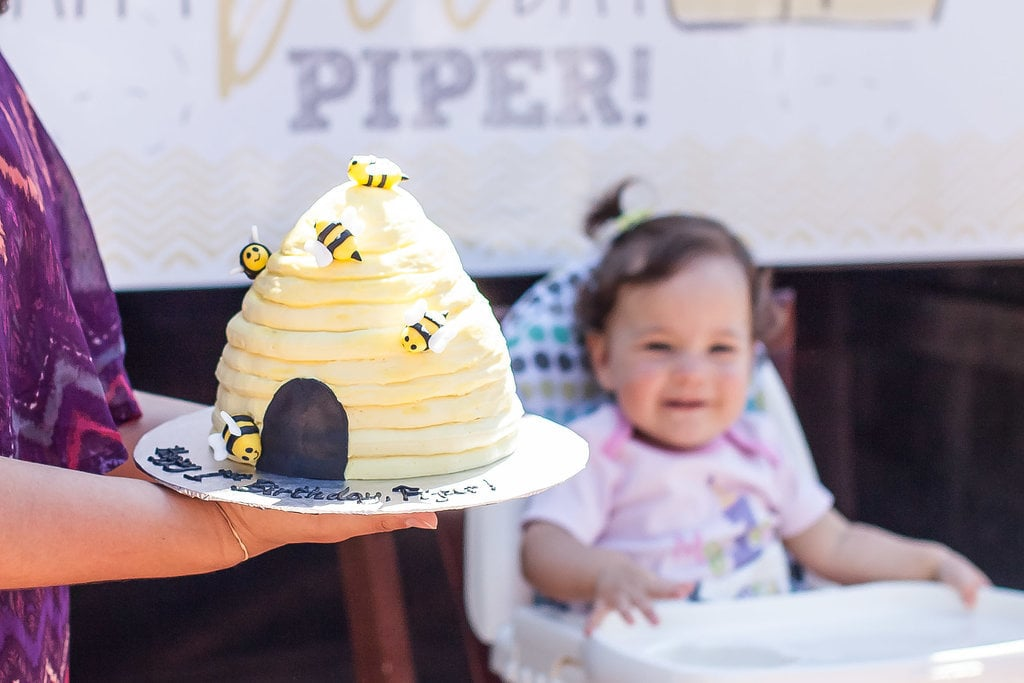 Oh, to Bee One! A First Bumble Beeday Party
