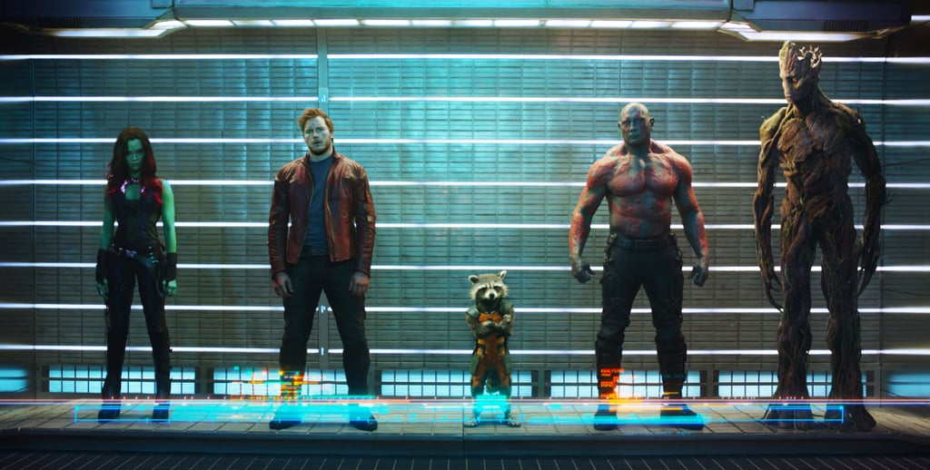 Movies like guardians of the galaxy