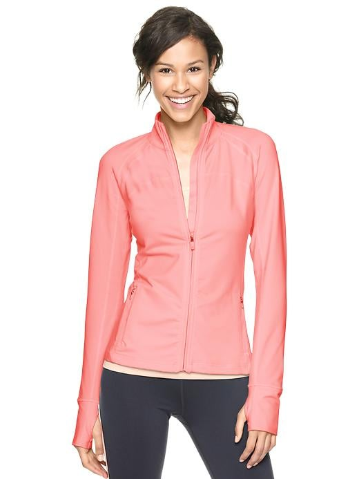 GapFit Full-Zip Jacket