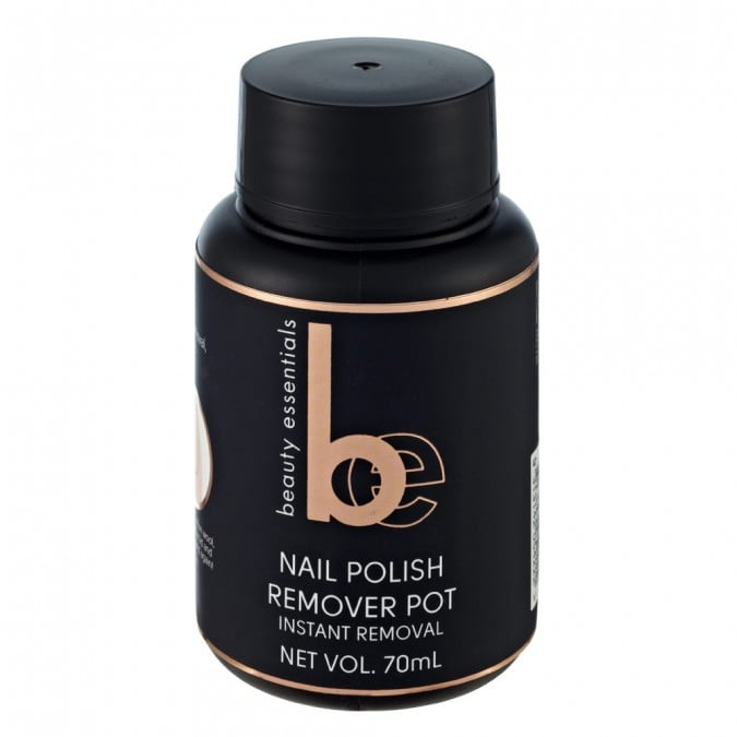Beauty Essentials Nail Polish Remover Pot ($3.00) | Must-Haves From ...