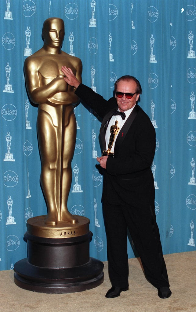 Jack Nicholson, 1998