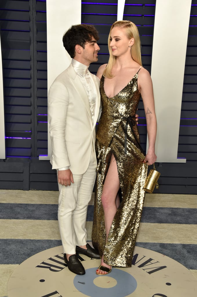 "Joe Jonas and Sophie Turner are certainly having a good year! The Jonas Brothers are back together, and Game of Thrones is wrapping up its eighth and final season, but the couple have hit a few personal milestones as well. After getting engaged in October 2017, the two tied the knot in Las Vegas on May 1. Not to mention, they still plan on having another wedding in France this Summer!  This year, the couple have been giving us even more glimpses of their sweet romance, and we can't get enough. From triple dates with the rest of Jonas family to their first Met Gala as a married couple, it's clear their first year as newlyweds is already off to a ""cool"" start. See their best moments from 2019 ahead!       Related:                                                                                                           It's Clear That Joe Jonas and Sophie Turner Make Each Other Incredibly Happy"