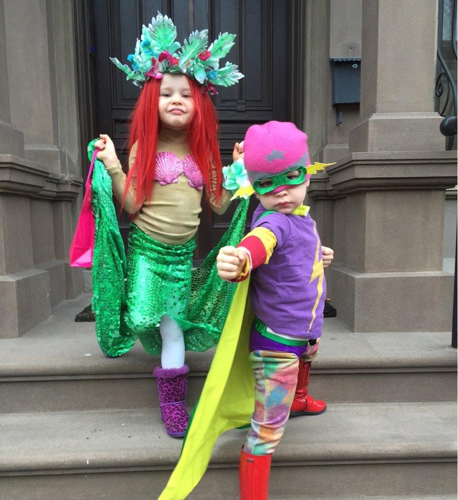 neil patrick harris's kids' halloween costumes 2015 | popsugar celebrity