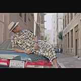 """Happy"" by Pharrell Williams"