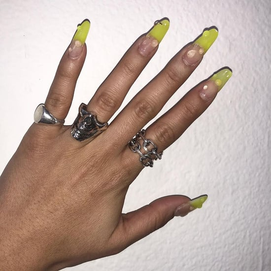 """The """"Water-Droplet"""" Nail-Art Trend For Summer"""