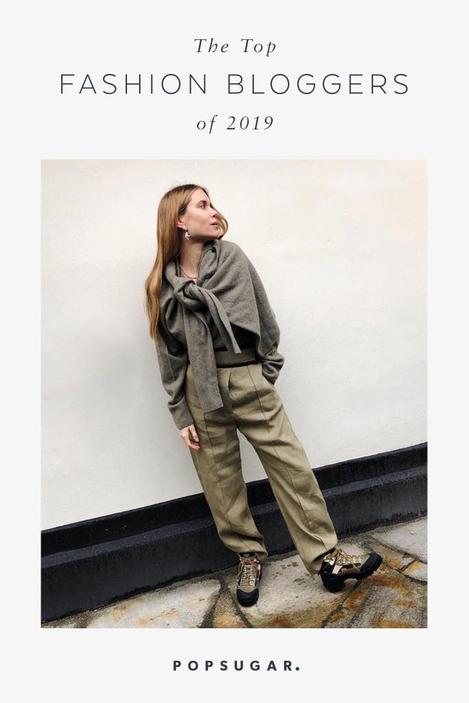 af6bba351415 Best Fashion Bloggers 2019 | POPSUGAR Fashion