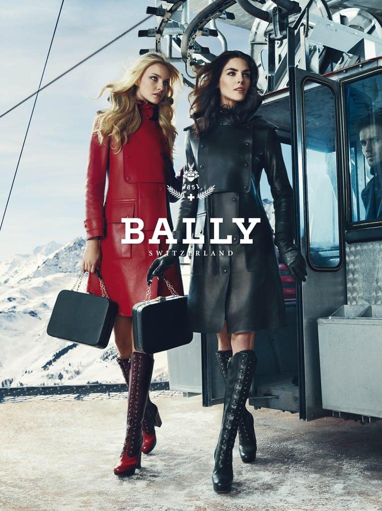 Bally Fall 2012 Ad Campaign