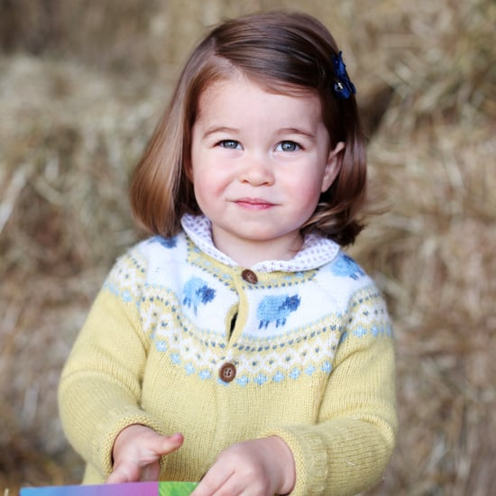 How Old Is Princess Charlotte?