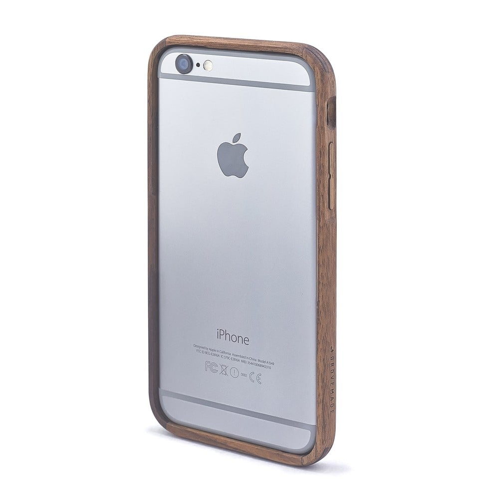 If you prefer to minimize your impact even more, the Grovemade Walnut iPhone 6/6S bumper case ($59) is a great deal.