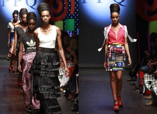 London Fashion Week, Spring 2010: PPQ