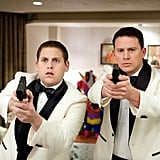 Jonah Hill and Channing Tatum in 21 Jump Street. Photo courtesy of Sony Pictures
