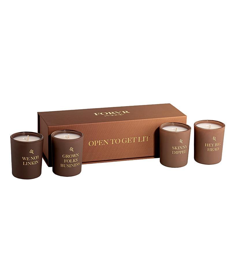 Forvr Mood Send Moods Mini Candle Set