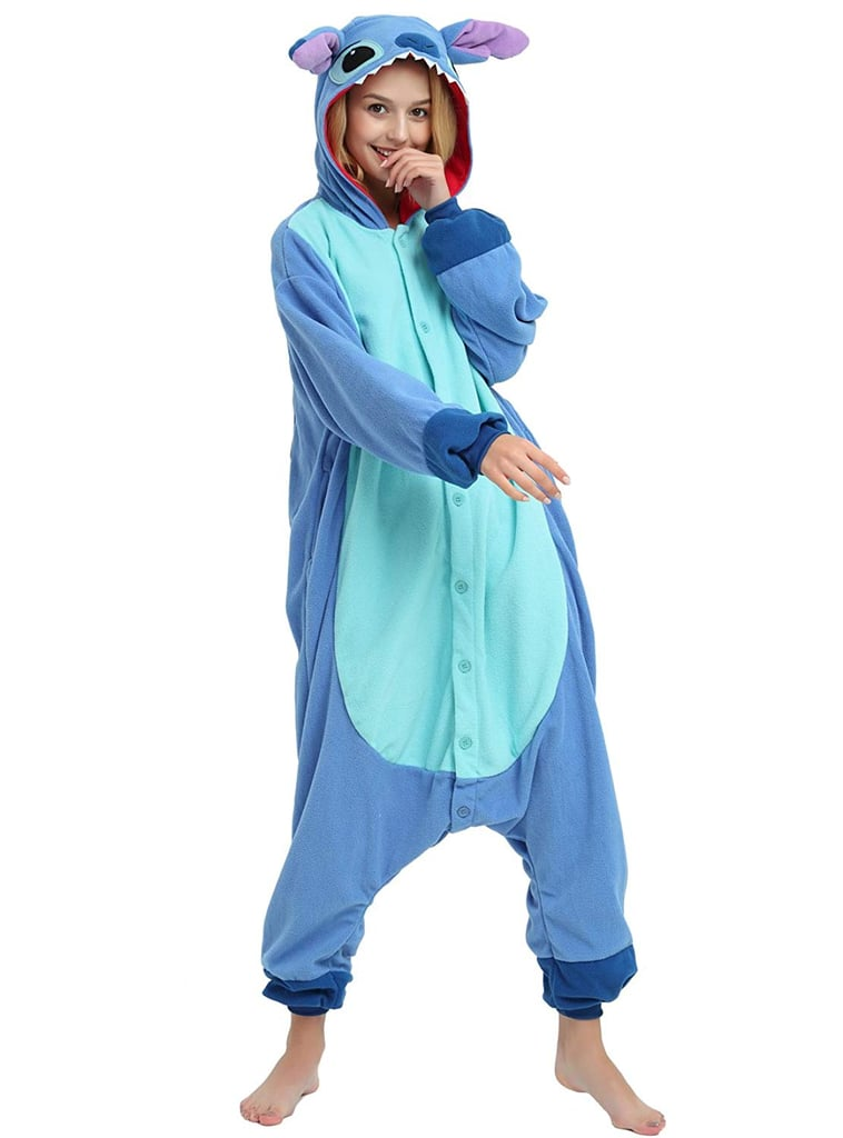 Blue Stitch Onesie Costume