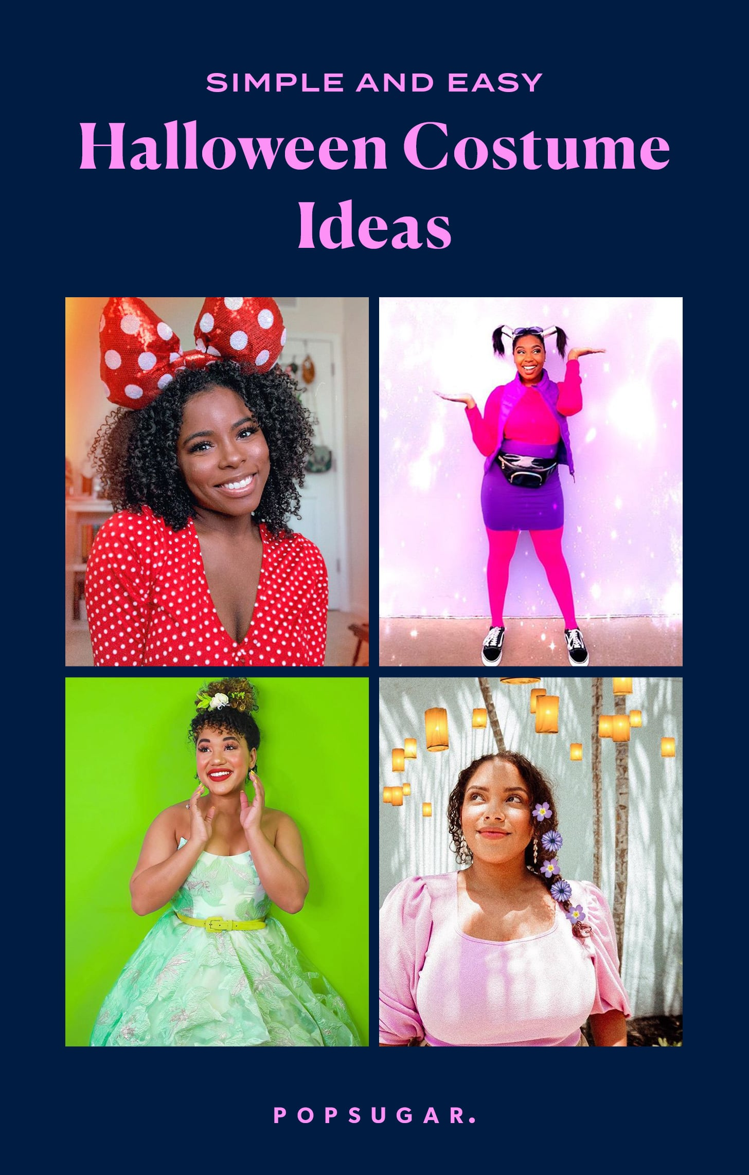 Easy But Good Halloween Costumes.Simple And Easy Halloween Costume Ideas Popsugar Smart Living