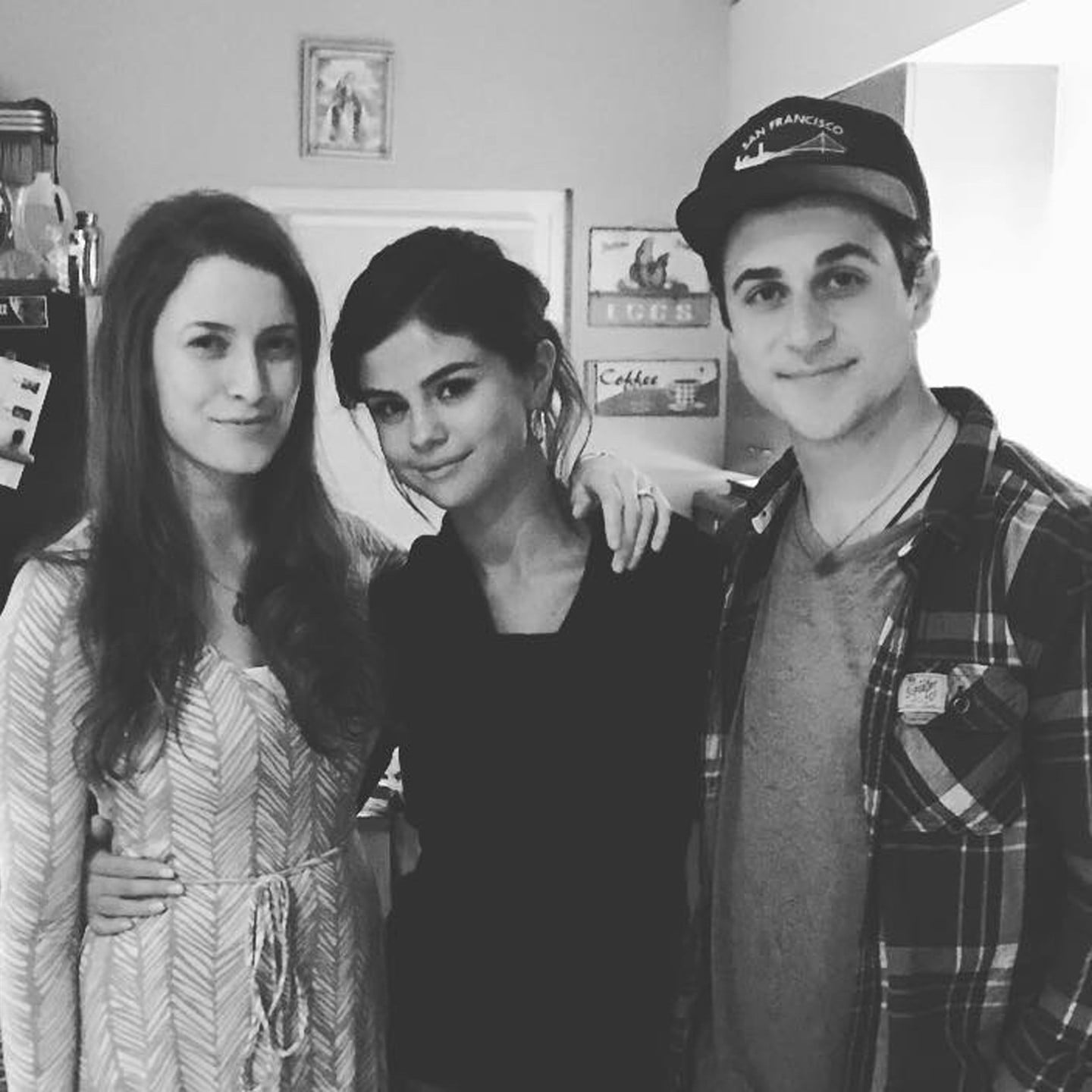 selena gomez and tv popsugar celebrity