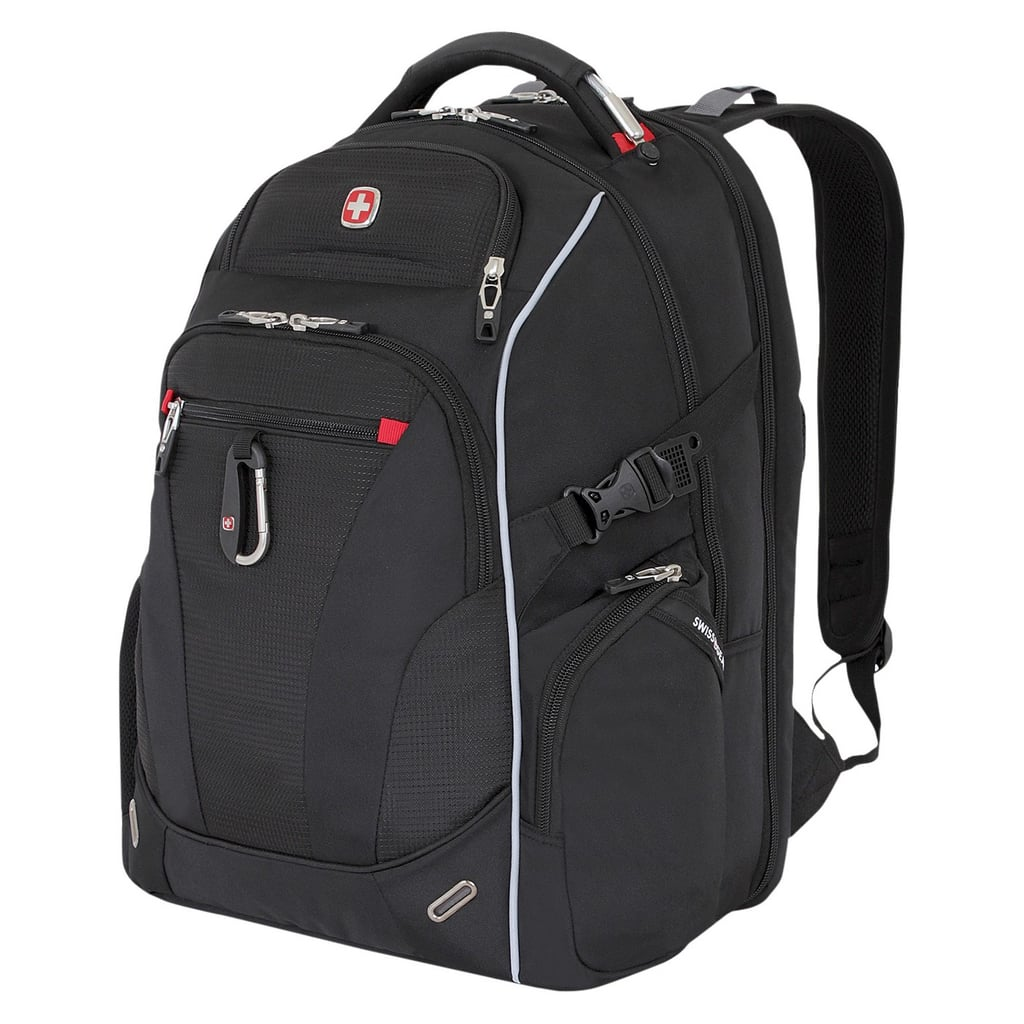 81e31dbf8553 SwissGear Scan Smart TSA Laptop Backpack