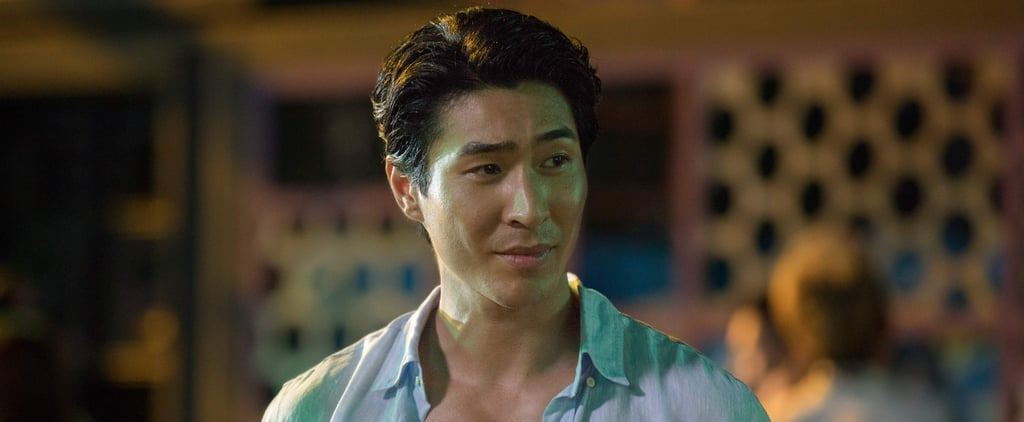 Who Plays Colin Khoo in Crazy Rich Asians?