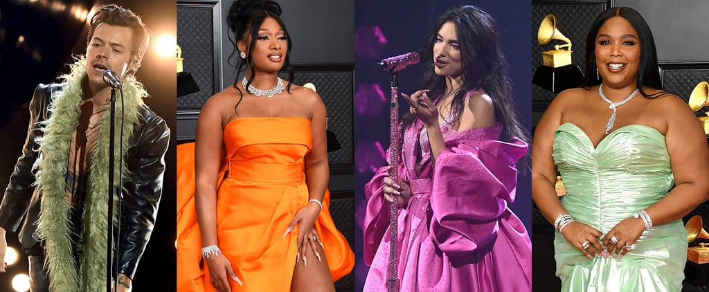 Who Was Best Dressed at the 2021 Grammy Awards?