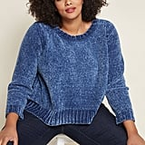 ModCloth On and Soft Again Chenille Sweater