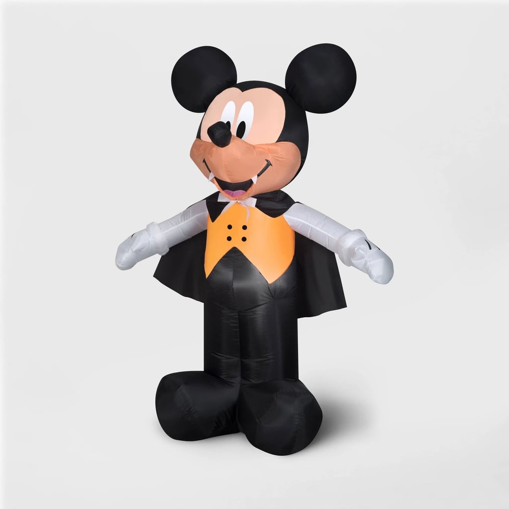 Disney Mickey Vampire Inflatable Halloween Decoration