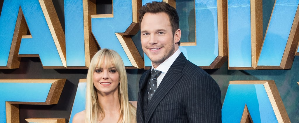Anna Faris on Coparenting With Chris Pratt Quotes April 2018