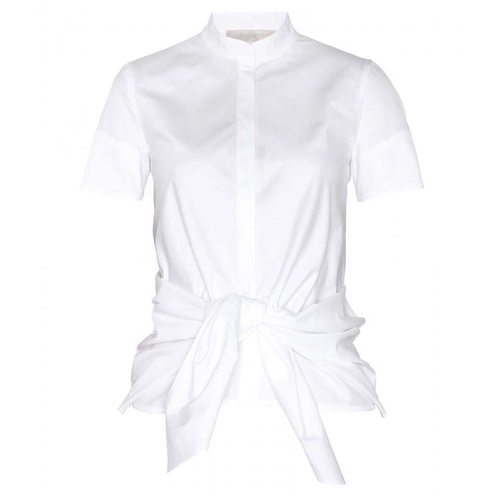Vanessa Bruno Annick Cotton Blouse