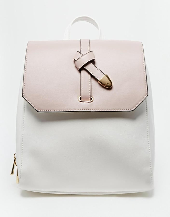 ASOS Colorblock Backpack ($58)