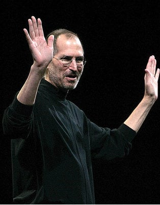 Steve Jobs Announces His Leave of Absence