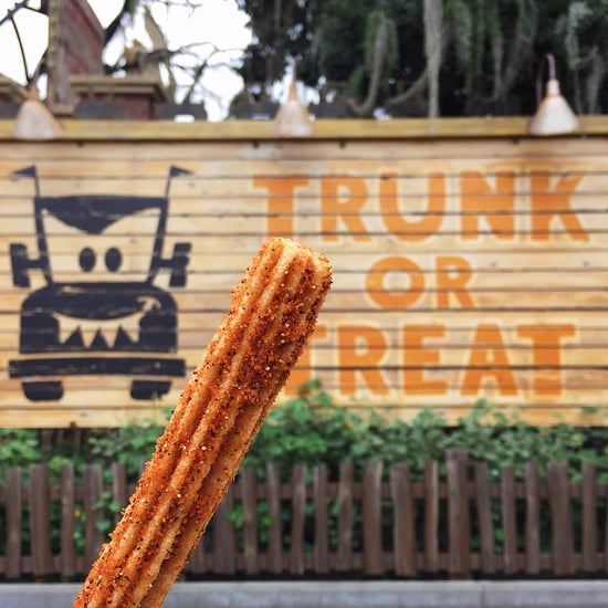 Pumpkin Spice Churros at Disneyland