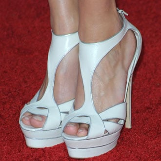 Accessories and Shoes at 2010 Screen Actors Guild Awards