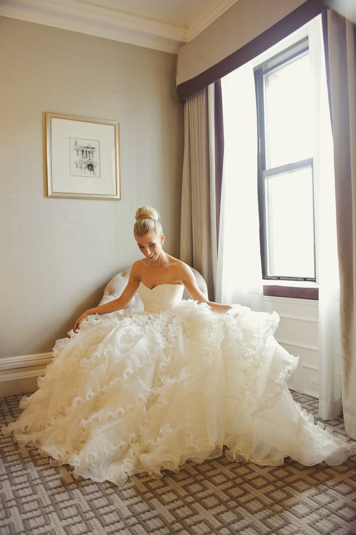 """My Wedding Gown Photo Went Viral on Pinterest"""